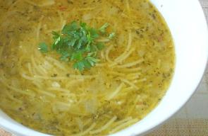 Cibulová polévka – recepty