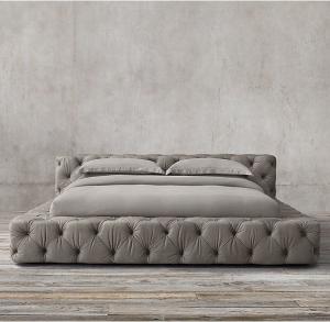 Nízká postel