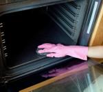 Jak vyčistit troubu