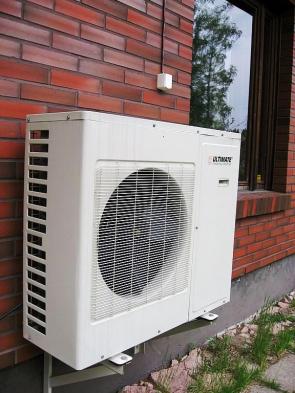 Vzduchová tepelná čerpadla
