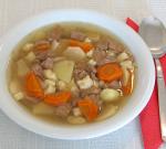 Recepty nagulášovou polévku