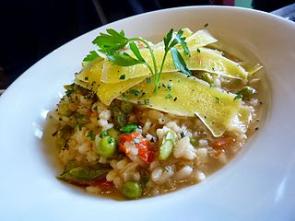 Recepty na zeleninové rizoto