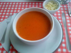 Jednoduchý recept narajskou polévku