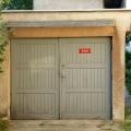 Stavba garáže