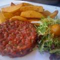 Originál recept natatarský biftek podle Pohlreicha